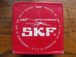 "SKF 462206 J BEARING USA 30mm Bore 62mm OD .9375"" Width Double Shield NOS"