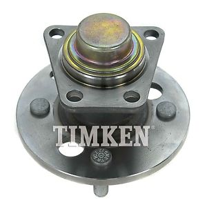 Wheel Bearing and Hub Assembly Rear TIMKEN 512000 fits 91-02 Saturn SL1
