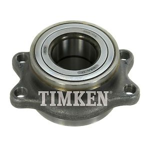 Wheel Bearing Assembly Rear TIMKEN 512183 fits 00-04 Subaru Outback