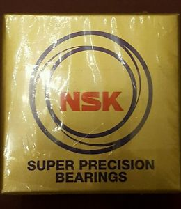 NSK 7907 CTYNDULP4Y Super Precision Angular Contact Bearing 2PC