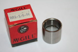 "McGill MI-14-N Precision Bearing Race 7/8"" ID *NEW *"