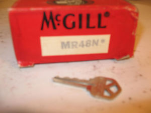 McGill Needle Bearing MR 48 N Roller Bearing – MS 51961-37 NEW MADE IN USA