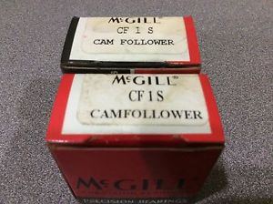 2-MCGILL bearings#CF 1S, CAM bearing,Free shipping to lower 48, 30 day warranty