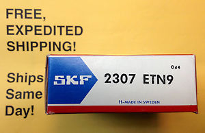 SKF 2307ETN9 – FREE Same Business Day EXPEDITED Shipping!