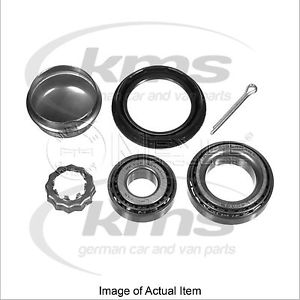 WHEEL BEARING KIT VW GOLF MK2 (19E, 1G1) 1.8 i KAT 90BHP Top German Quality
