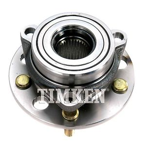 Wheel Bearing and Hub Assembly Front TIMKEN 513059