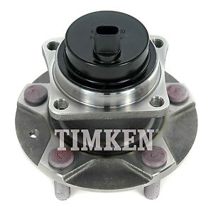 Wheel Bearing & Hub Assembly fits 2004-2010 Mazda RX-8  TIMKEN