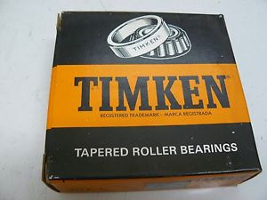 NEW TIMKEN 387-S ROLLER BEARING TAPERED DOUBLE CUP ASSEMBLY