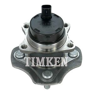 Wheel Bearing and Hub Assembly Rear TIMKEN HA594245