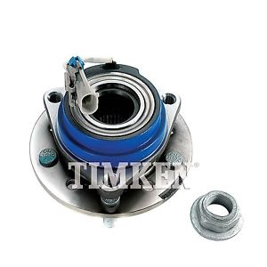Wheel Bearing and Hub Assembly Front TIMKEN 513137