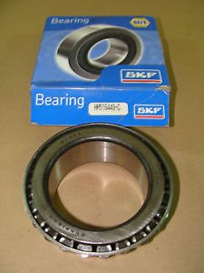 """SKF BOWER HM516449C TAPERED ROLLER BEARING SINGLE CONE 3.25"""" ID BORE 1.563"""" WIDE"""
