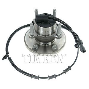 Wheel Bearing and Hub Assembly Rear Right TIMKEN HA590021