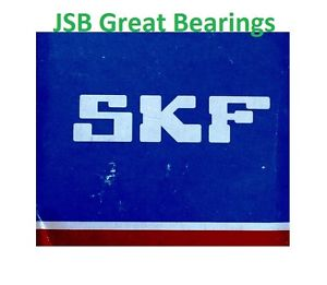 (Qt.1 SKF) 6000-2RS SKF Brand rubber seals bearing 6000-rs ball bearings 6000 rs