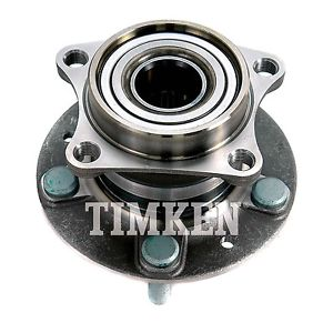 Wheel Bearing & Hub Assembly fits 2007-2012 Mazda CX-7 TIMKEN