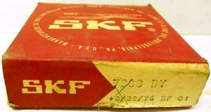 SKF BEARING 7308 BY, 40 X 90 X23 MM