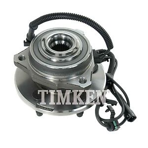 Wheel Bearing and Hub Assembly TIMKEN HA599455L fits 02-07 Jeep Liberty
