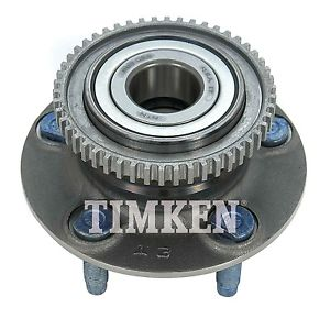 Wheel Bearing and Hub Assembly Rear TIMKEN 512149 fits 97-03 Ford Windstar