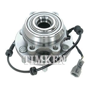 Wheel Bearing and Hub Assembly Front TIMKEN SP450701