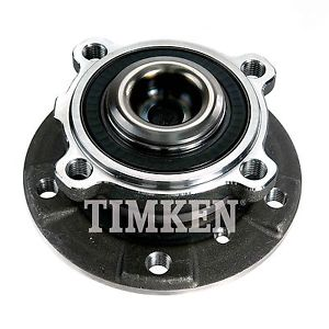 Wheel Bearing and Hub Assembly Front TIMKEN 513210 fits 06-10 BMW 550i