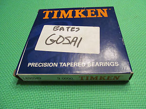 New in the Box Timken L630349 3 000 Tapered Roller Bearing Free Shipping