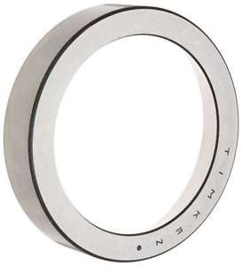 Timken 66462 Tapered Roller Bearing, Single Cup, Standard Tolerance, Straight Ou