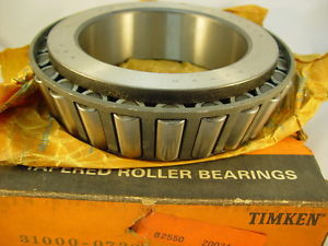 Timken 82550 Tapered Roller Bearing 31000-0738 82550 20024