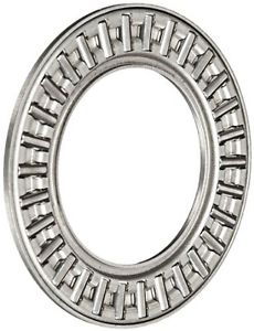 SKF AXK 2542 Thrust Needle Bearing, Axial Cage and Roller, Steel Cage, Metric,