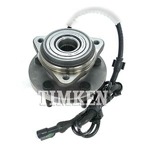 Wheel Bearing and Hub Assembly Front TIMKEN SP450202