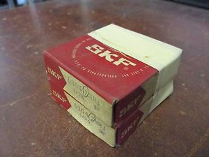 SKF Ball Bearing 6304 ZNRJ *Lot of 2* New Surplus