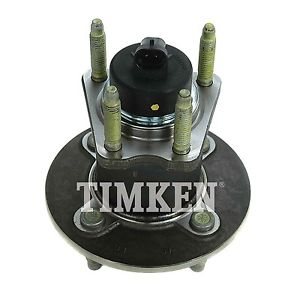 Wheel Bearing & Hub Assembly fits 2003-2007 Saturn Ion Ion-2 Ion-3 TIMKEN