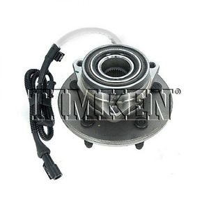 TIMKEN 515029 Front Wheel Hub & Bearing for 00-04 Ford F150 Truck 4×4 4WD w/ABS