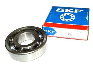 NEW SKF 6306 ROLLER BEARING 30 MM X 72 MM X 19 MM (4 AVAILABLE)