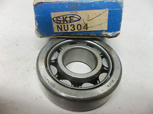 NEW SKF CYLINDRICAL ROLLER BEARING NU304 3NUC4