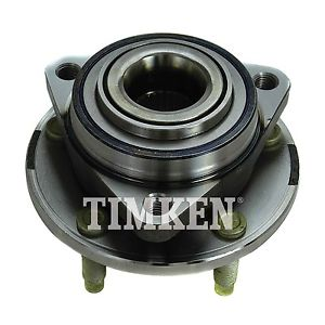 Wheel Bearing and Hub Assembly Front TIMKEN HA590071