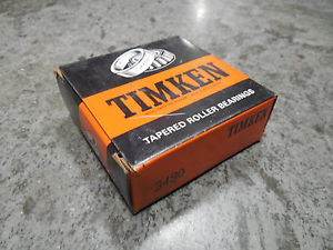 NEW Timken 3490 Tapered Roller Bearing Cone