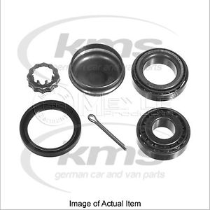 WHEEL BEARING KIT AUDI 80 (89, 89Q, 8A, B3) 1.6 D 54BHP Top German Quality