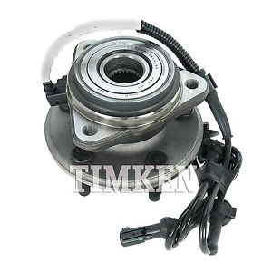 Wheel Bearing and Hub Assembly Front TIMKEN SP450200