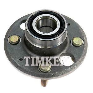 Timken Wheel Bearing And Hub Assembly – Axle Bearing And Hub Assembly, Rear