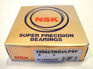 NSK 7206CTRDULP4Y Super Precision Bearing NEW IN BOX