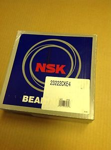 New! NSK 23222CKE4 Bearing. Factory Sealed Packaging.