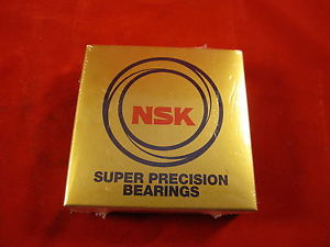 NSK Super Precision Bearing 7209CTYNSULP4