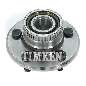 Wheel Bearing and Hub Assembly Rear TIMKEN 512013