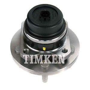 Wheel Bearing and Hub Assembly Front TIMKEN 513230