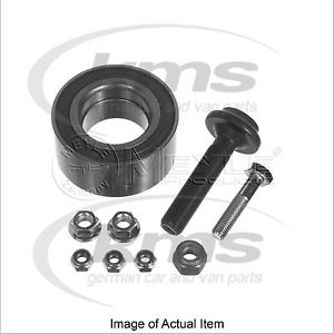 WHEEL BEARING KIT AUDI A6 Estate (4B, C5) 2.5 TDI quattro 150BHP Top German Qual