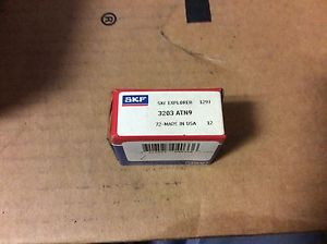 SKF -Bearings,#3203 ATN9 ,Free shipping to lower 48, 30 day warranty!