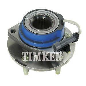 Wheel Bearing and Hub Assembly Front/Rear TIMKEN 513179