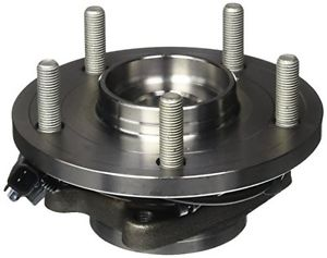 Timken HA590243 Front Wheel Bearing and Hub Assembly