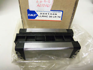NEW SKF LLRHC 30 LR T0 LINEAR BLOCK BEARING CARTRIDGE 2241349 LLRHC30LRT0