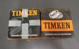 "Timken 532X Bearing Tapered Roller Bearings 4"" Lot of 4 New"