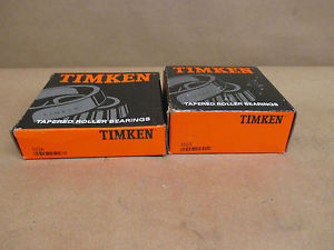 TIMKEN 5555-552A BEARING/RACE SET NEW